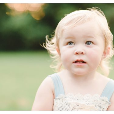 2 Year Old Mini Session