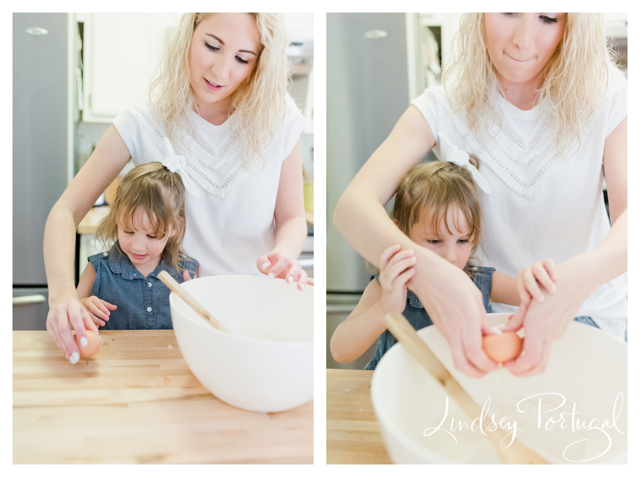 Mommy and Me Baking