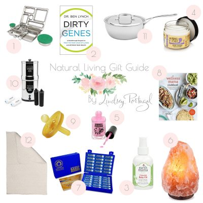 Natural Life Gift Guide 2018